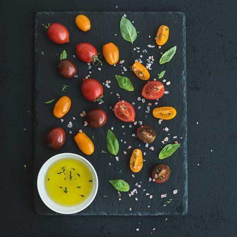 Sydney grown tomatoes