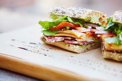 Artisan Sandwiches Catering sydney