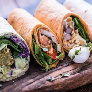 Wraps Catering Company Sydney